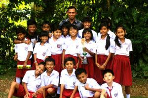 Hohidiai School Grade 3